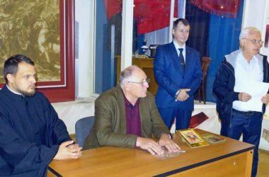 В Волгограде прошло заседание Царицынского Дворянского Собрания