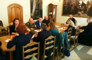 В Волгоградской епархии обсудили программу казачьего направления Рождественских чтений