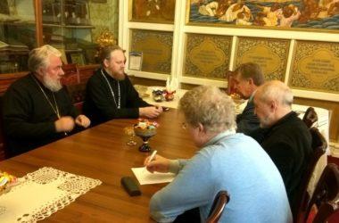В Волгограде прошла рабочая встреча по подготовке фестиваля «Святая Русь»