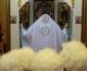 Божественная литургия в храме прп. Амвросия Оптинского