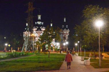 Всенощное бдение в Казанском соборе (29 сентября 2018 года)