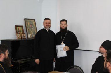 В Волгоградской епархии прошли первые курсы повышения квалификации священнослужителей