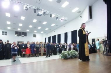 Состоялась церемония официального открытия VIII Международного фестиваля «Вера и слово»