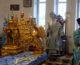 Божественная литургия в престольный праздник храма иконы Божией Матери «Всех скорбящих Радость»
