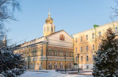 Московская духовная академия приглашает православных педагогов на курсы повышения квалификации