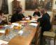 Епископ Городищенский Феоктист провел очередное заседание рабочей группы по подготовке празднования 100-летия мученического подвига протоиерея Николая Попова