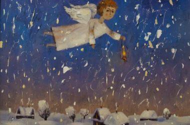 Работы известных волгоградских художников объединила «Рождественская выставка»