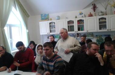 Состоялась миссионерская секция епархиальных Рождественских чтений