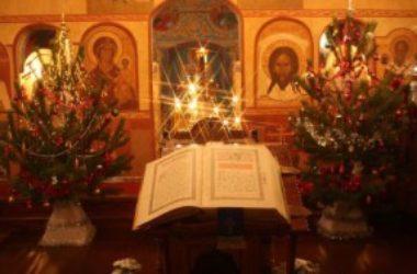 В новогоднюю ночь в двух храмах Волгограда пройдут Литургии
