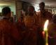 Божественная литургия в храме великомученицы Екатерины