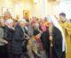 Божественная литургия в праздник святителя Спиридона Тримифунтского