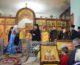 Божественная литургия в празднования 50-летия епископской хиротонии митрополита Германа