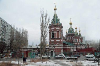 Всенощное бдение в Казанском соборе (8 декабря 2018 года)