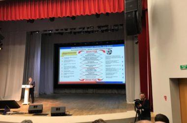 Губернатор Волгоградской области А. И. Бочаров заявил о важности воссоздания собора Александра Невского
