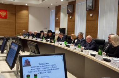Собор Александра Невского приобретет завершенный вид к концу 2019 года