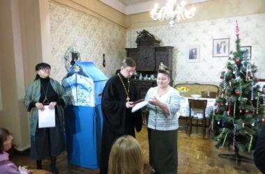 Представителям Волгоградской епархии вручили медали областного краеведческого музея