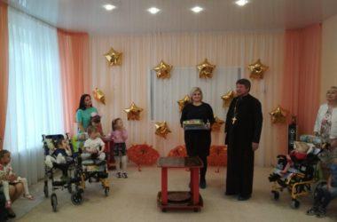 Акция «День Милосердия» для детей с ограниченными возможностями здоровья