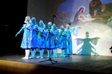 Рождественский праздничный концерт прошел для жителей Тракторозаводского района