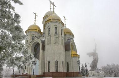 Второго февраля митрополит Волгоградский и Камышинский Феодор совершит панихиду на Мамаевом кургане