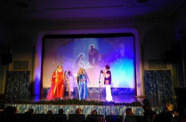 Школьникам Центрального района преподнесли «Рождественский дар»