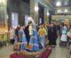 Божественная литургия в праздник Святого Богоявления