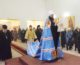 Божественная литургия в храме святого равноапостольного князя Владимира