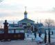 Божественная литургия в храме великомученицы Параскевы Пятницы