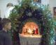 Всенощное бдение в храме святого праведного Иоанна Кронштадтского