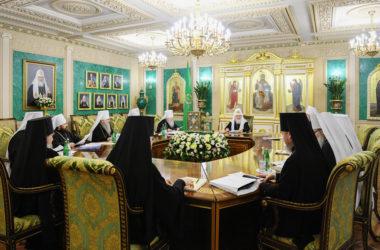 О положении Украинской Православной Церкви