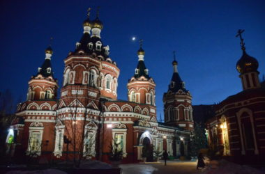 Всенощное бдение в Казанском соборе (9 февраля 2019 года)