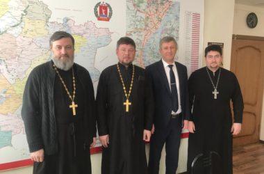 Социальный отдел епархии принял участие в круглом столе комитета по здравоохранению