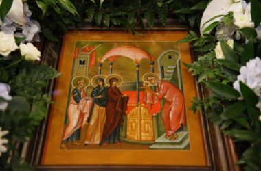 Патриаршая проповедь в праздник Сретения Господня