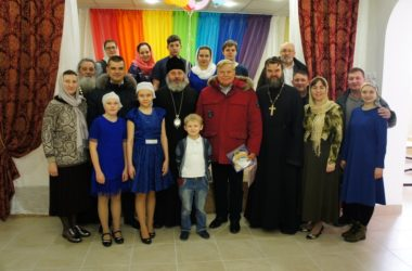 В Волжском открылся православный центр детского развития «Радуга»