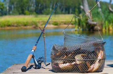 Прихожане волгоградского храма организовали благотворительную рыбалку