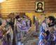 Престольный Праздник в храме православного поселения «Отрада»