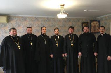 Руководители епархиальных отделов обсудили вопросы информационного освещения событий церковной жизни