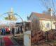 Литургия Преждеосвященных Даров в храме святого благоверного князя Александра Невского и мучеников Кира и Иоанна