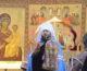 Божественная литургия в храме Георгия Победоносца
