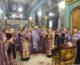 Всенощное бдение в Казанском кафедральном соборе 23 марта