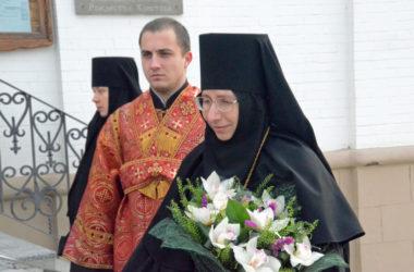 Божественная литургия в престольный праздник храма Иоанна Предтечи