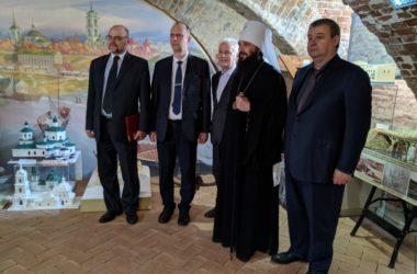 Волгоградская епархия и Институт архитектуры и строительства ВолгГТУ заключили соглашение о сотрудничестве