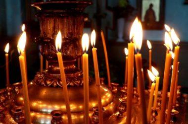 Волгоградские казаки отслужили молебны священномученику Николаю Попову