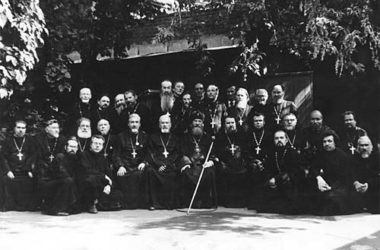 Записки Архиепископа Пимена (Хмелевского) о службе в Волгограде. 1965-1991