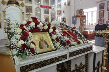 Первый молебен, посвященный 100-летию подвига священномученика Николая Попова, прошел в Волгограде