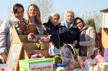 Благотворительная ярмарка при храме Сергия Радонежского собрала 75 тысяч рублей