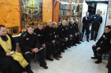 В волгоградских исправительных учреждениях проходит «Неделя молитвы»