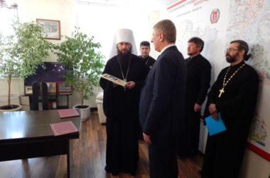 Состоялось подписание соглашения между Волгоградской епархией и областным комитетом здравоохранения