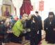 Вечерняя Литургия Преждеосвященных Даров состоялась в храме святого благоверного князя Владимира