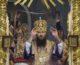 Митрополит Феодор совершил Божественную литургию в Казанском кафедральном соборе