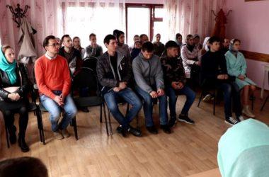 Православная молодежная гостиная открывается в Тракторозаводском районе
